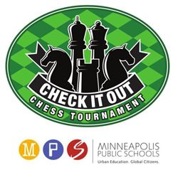 Chess Tournament Logo